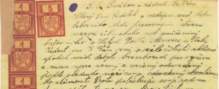 Současný výzkum holocaustu Romů v československém kontextu