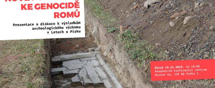 Přednáška Nové poznatky ke genocidě Romů